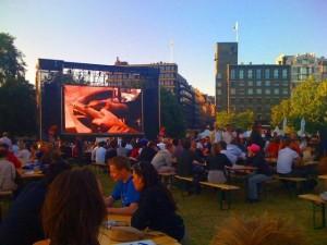 Kontraskjæret i Oslo – Big Screen