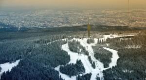 Oslo Winter park - Tryvann