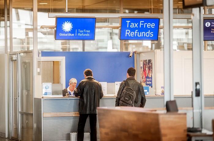 tax refund oslo airport reimbursement of vat for tourists. Black Bedroom Furniture Sets. Home Design Ideas